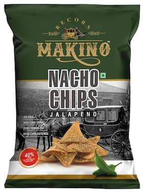Makino Nacho Chips - Jalapeno 150 gm