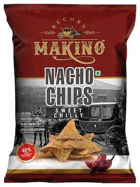 Makino Nacho Chips - Sweet Chilli 60 g
