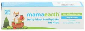 Mamaearth Berry Blast Toothpaste For Kids 50 g