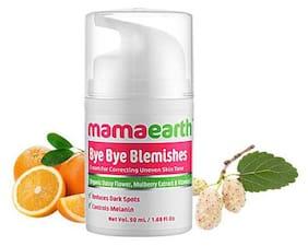 Mamaearth Bye Bye Blemishes Cream 50 ml