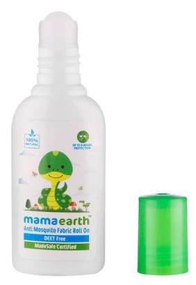 Mamaearth Fabric Roll On - Anti Mosquito  DEET Free 8 ml