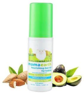 Mamaearth Hair Oil - Nourishing  for Babies 100 ml