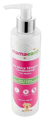 Mamaearth Hair Conditioner - No More Tangles  Silicone/Paraben free 200ml