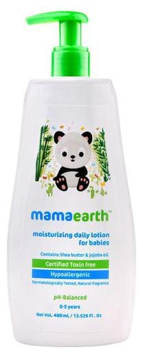 Mamaearth Moisturizing Daily Lotion For Babies 400 ml