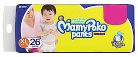 MamyPoko Pants Standard Diaper - XL 26 pcs
