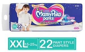Mamypoko Pants - XXL, 15-25 kg 22 pcs