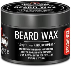 Man Arden Beard Wax - Strong Hold with Matte Finish 50 g