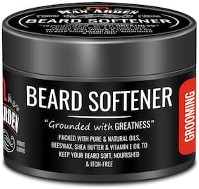 Man Arden Beard Softener - Hydrating & Nourishing with Natural Oils Beeswax & Shea Butter 50 g