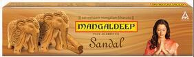 Mangaldeep Puja Agarbatti - Sandalwood 84 pcs