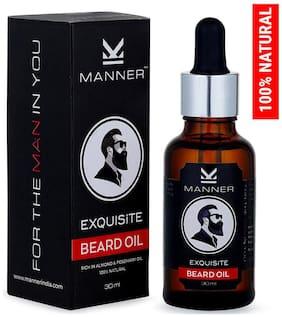 Manner Exquisite Beard Oil 30ml