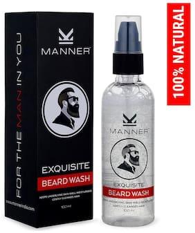 Manner Exquisite Beard Wash 100ml