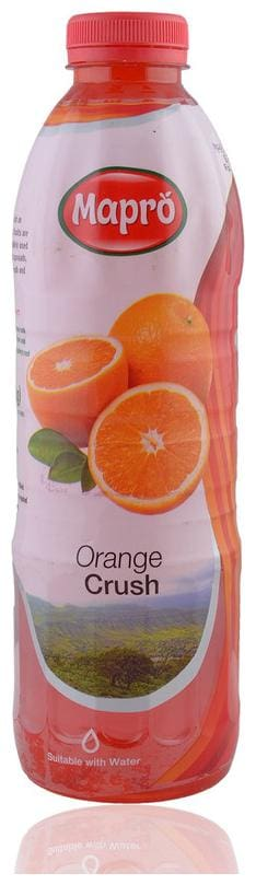 Mapro Orange Crush 1 L