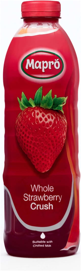 Mapro Whole Strawberry Crush 1 L