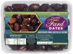 Markstor Classic Fard and Premium Dates of Oman 500 g
