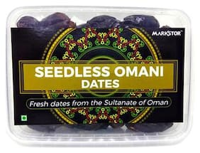 Markstor Seedless Omani Dates (300g) - Fresh Dates from the Sultanate of Oman