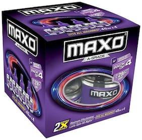 Maxo Refill - A Grade  LV 45 ml X 4 ;180 ml