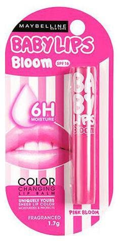 Maybelline New York Baby Lips Color Changing Lip Balm 1.7 g