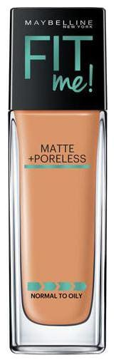 Maybelline New York Fit Me Matte + Poreless Liquid Foundation, 335 Classic Tan 30 gm