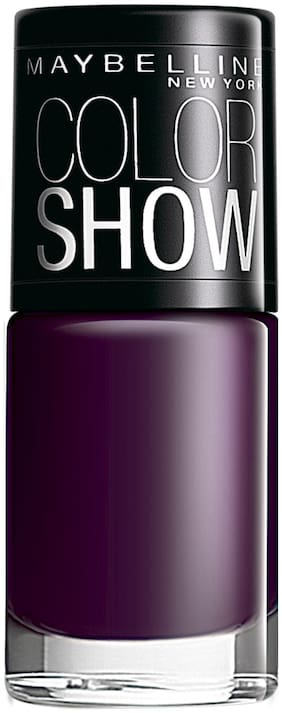 Maybelline New York Color Show Nail Enamel Crazy Berry 6 ml