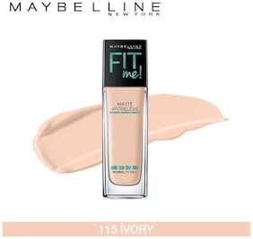Maybelline New York Fit Me Foundation - 115 Ivory 30 ml