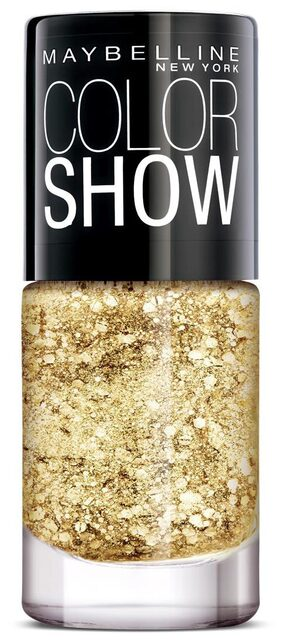 Maybelline New York Color Show Party Girl Nail paints BLING IT ON