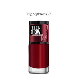 Maybelline New York Color Show Big Apple Nails 202 Big Apple Red 6ml