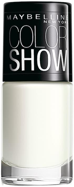 Maybelline New York Color Show Nail Enamel Porcelain Party 6 ml