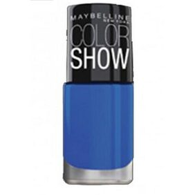 Maybelline New York Color Show Bright Sparks Blazing Blue 706