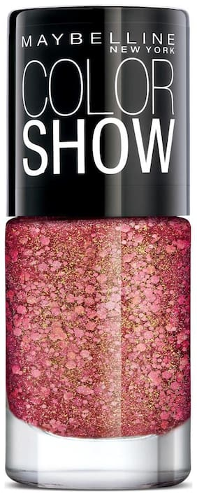 Maybelline New York Color Show Party Girl Nail Paints Tequilla Sunrise
