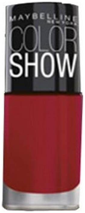 Maybelline New York Color Show Bright Sparks Power of Red 708