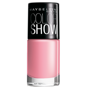 Maybelline New York Color Show Nail Enamel Pinklicious 6Ml
