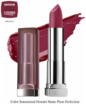 Maybelline New York Color Sensational Powder Matte Plum Perfection