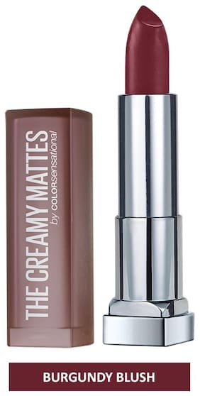 Maybelline New York Color Sensational Creamy Matte 696 Burgundy Blush