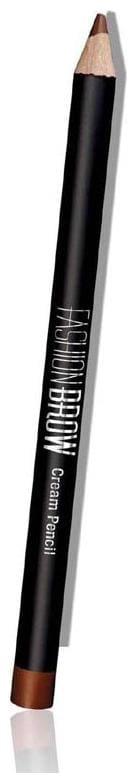 Maybelline New York Fashion Brow Cream Pencil (Brown) 1 ml