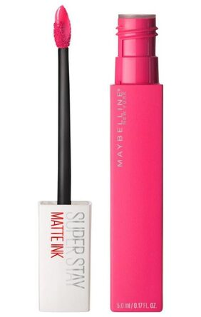 Maybelline New York Superstay Matte Ink Lip Color Romantic