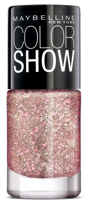 Maybelline New York Color Show Party Girl Nail Paints Blushing Bubbly