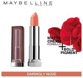 Maybelline New York Color Sensational Creamy Mattes Daringly Nude