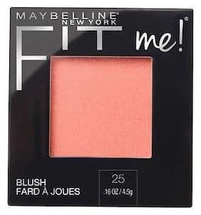 Maybelline New York Fit Me Blush;Pink 25