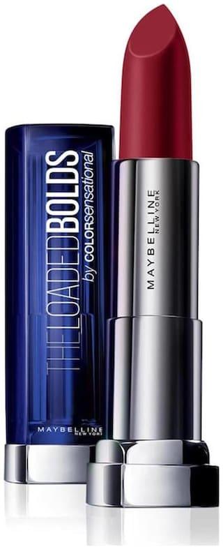 Maybelline New York Color Sensational Loaded Bold Lipstick 15 Berry Bossy