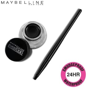 Maybelline New York Lasting Drama Gel Liner Blackest Black
