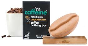 mCaffeine Cappuccino Coffee Bathing Bar