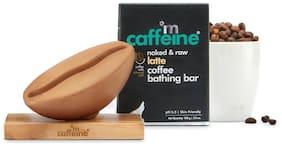 mCaffeine Latte Coffee Bathing Bar
