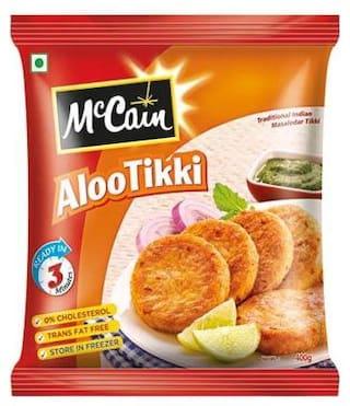McCain Aloo Tikki - Mazedaar Masala 400 g