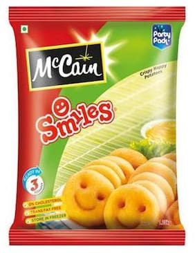 Mccain Smiles Crispy - Happy Potatoes 1.25 kg