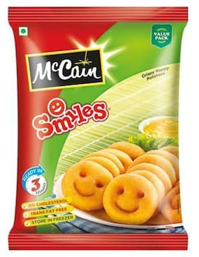 Mccain Smiles Crispy - Happy Potatoes 750 g