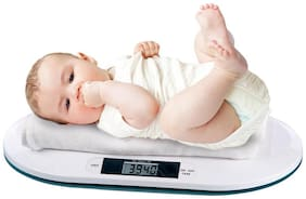 MCP 20 kgs-5g Electronic Digital Baby Infant Pet Bathroom Weighing Scale
