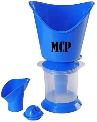 MCP Blue Facial Sauna, Vaporizer and Nose Steamer 3 in 1 Steam Inhaler
