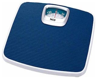 MCP BR2020 Personal Weight machine Analog Mechanical for Body Weight Measurement Weighing Scale 130kg