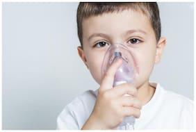 MCP Child Nebulizer Mask