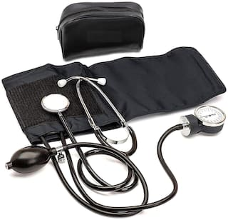MCP Sphygmomanometer Aneroid Type Manual Blood pressure monitor with stethoscope